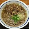 めん処 広川 - 料理写真:『牛肉そば』様(550円)う~ん。この店ではなかなかの高額商品(笑)