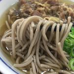 広川サービスエリア(下り線)めん処 広川 -  麺もしっかり冷凍麺ですが最近の冷凍麺って結構侮れない!!
