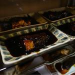 越前屋 - 真っ黒な鯖の味噌煮  300円