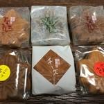 ミヤトヨ - 手焼もみじ饅頭 6種類