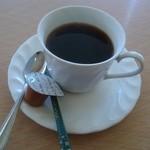 ファミリーレスト樹の実Ⅱ - 定食に付いてくるコーヒー