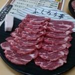 ふくろう亭 - 生ラムジンギスカン