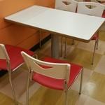 47410712 - テーブル席