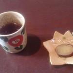 カフェギャラリー柚 - 柚ランチ。