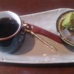 カフェギャラリー柚 - 柚ランチ、デザート