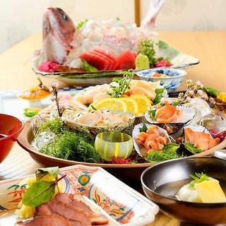 2時間飲み放題付宴会コースは8000円より