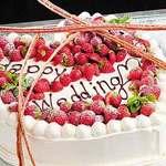 DIXON SALOON - 結婚式の二次会や誕生日に好評のオリジナルケーキ