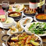 ラ・クエバ - 料理写真:3100円のコース料理
