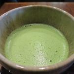 くるみ - 抹茶アップ