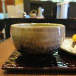 くるみ - 抹茶横からアップ