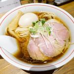 麺尊RAGE - 特製軍鶏そば