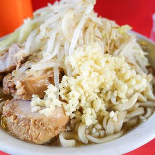 ラーメン二郎 - 料理写真:豚らーめん小