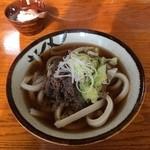 蔵ノ介 - 肉うどん 450円