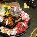 marususeinikutenchokueiyakinikusuginokura - 4990円盛り合わせ