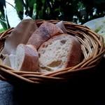 デュボワ - セットのパン(VIRONらしい)