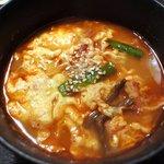 焼肉 うしごろ - テグタン麺