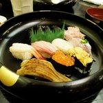 ひょうたん寿司 - 特上にぎり