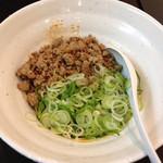 47420141 - 汁なし担担麺