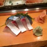 鮨いち - 〆鯖