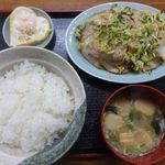 47420756 - チャーシュー定食 900円