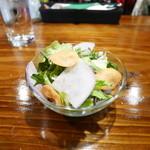 カルロッタ - サラダ
