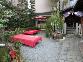 加茂みたらし茶屋 - この日は外席でも頂けるような陽気でした