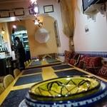 モロッコ料理 ル・マグレブ - (2015/12月)店内