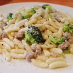 (La Fabbrica Della Pasta) Quel - ブロッコリーとサルシッチャのカヴァテッリ