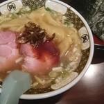 すごい煮干ラーメン凪 - すごい煮干ラーメン