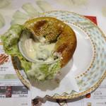 マトリョーシカ - 緑茶と抹茶入りのグリーン!!