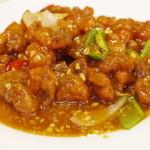 福清菜館 福来園 - 荔枝肉