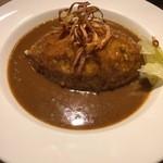 麺屋 三郎 - 淡路島カレー(大盛)