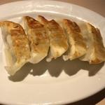 麺屋 三郎 - 焼餃子