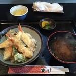 秀 - 天丼  650円