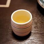 せかんどはうす - シメのお茶。 '15 11月上旬