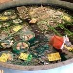 海鮮料理 日南水産 - 目前に広がる海の幸!