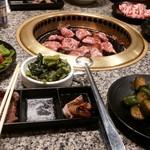 焼肉倶楽部いちばん - 料理写真: