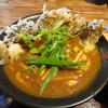 純愛うどん なでしこ - 料理写真:舞茸天カレー