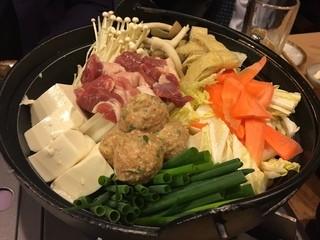 左藤 総本店 - ちゃんこ鍋
