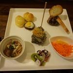 モグモグ - 2016/2 前菜