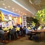 RHC CAFE - 店内