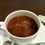 上島珈琲店 - ホットコーヒー!