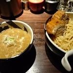 麺屋武蔵 武骨 - 得濃つけ麺