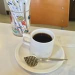 フルーツパーラーフクナガ - コーヒー(400円)