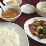 木蘭 - 特選定食(900円)