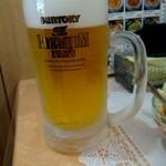 ビンティ - 生ビール