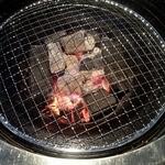 焼肉マルイシ - 炭火無煙ロースター
