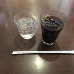 ラ・ヴェリテ - アイスコーヒー、378円です。