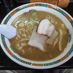 長尾中華そば 西バイパス本店 - こく煮干し700円