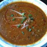 インド・パキスタン料理 ナイル - 緑豆のカレー ベリーホット☆